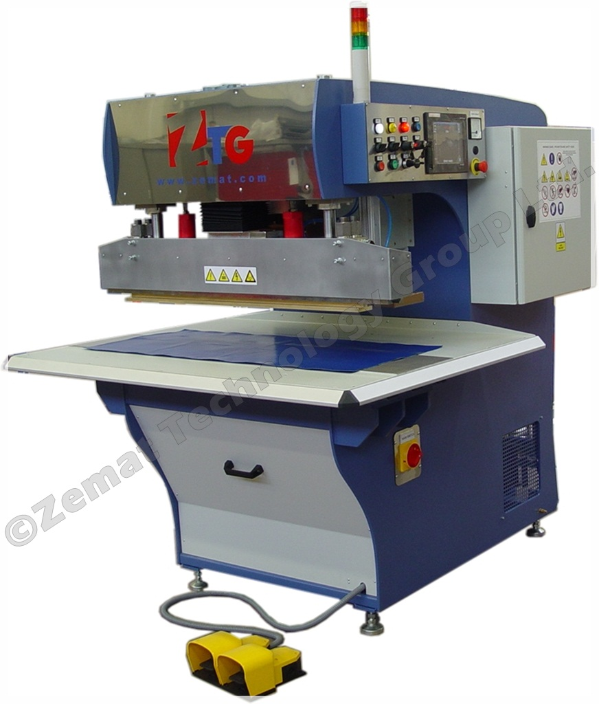 how to clean high frequency contacts welder